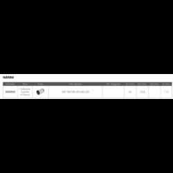 STEEL HUB CAP FOR WHEEL (PZ)