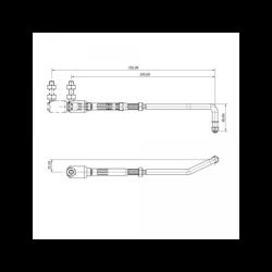 TACHOMETER 4000 RPM (PZ)