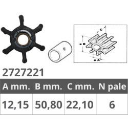 FITTINGS AND FILTER KIT (PZ)