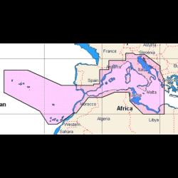 UNDERWATER 4 LED LIGHT (PZ)
