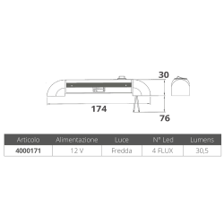 FLOATING WINCH HANDLE (PZ)
